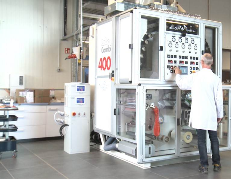 Flexible Packaging Machine